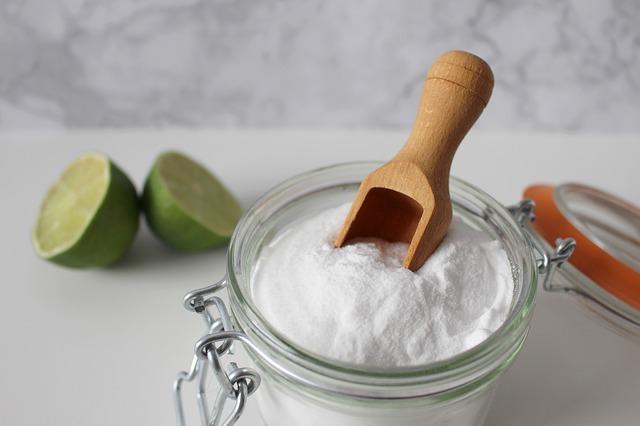 Ruokasooda ihonhoidossa