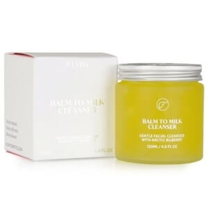 Flow cosmetics balm to milk kasvojen puhdistusvoide